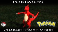 free max mode charmeleon pokemon