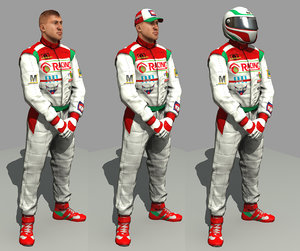 helmet mechanic 3d max