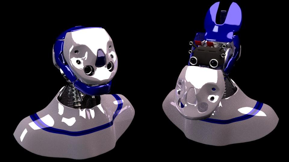 blend camera robot