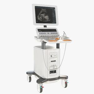 3dsmax ultrasound machine