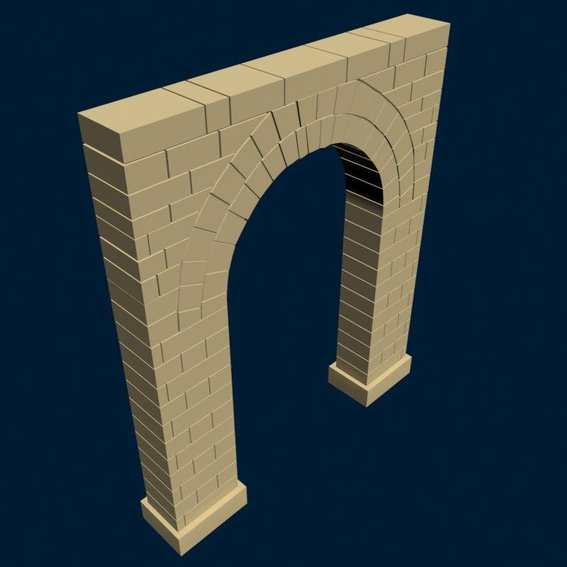 3d arch opensubdiv