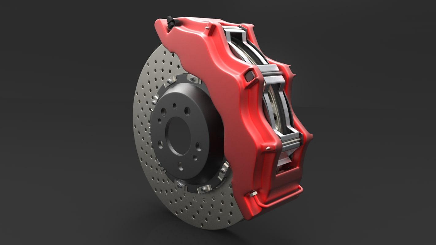 obj disk brake disk-brake