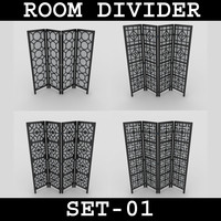 room divider set max