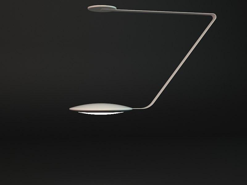 modern ceiling lights 3d 3ds