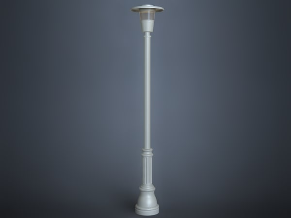 street lamp lighting 245 3ds free