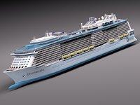 max ship cruise quantum