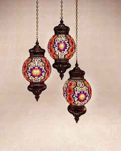 turkish lamp 3d model