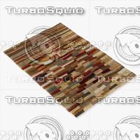 3d model jaipur rugs k39
