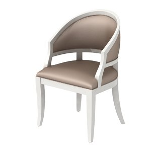 chair sylvie 3ds