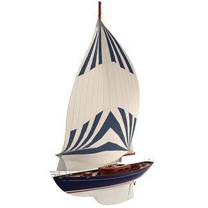 mediteranea 56 3d model