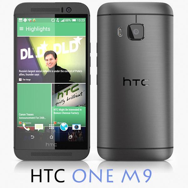 c4d htc m9
