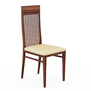 chair almera 3ds free