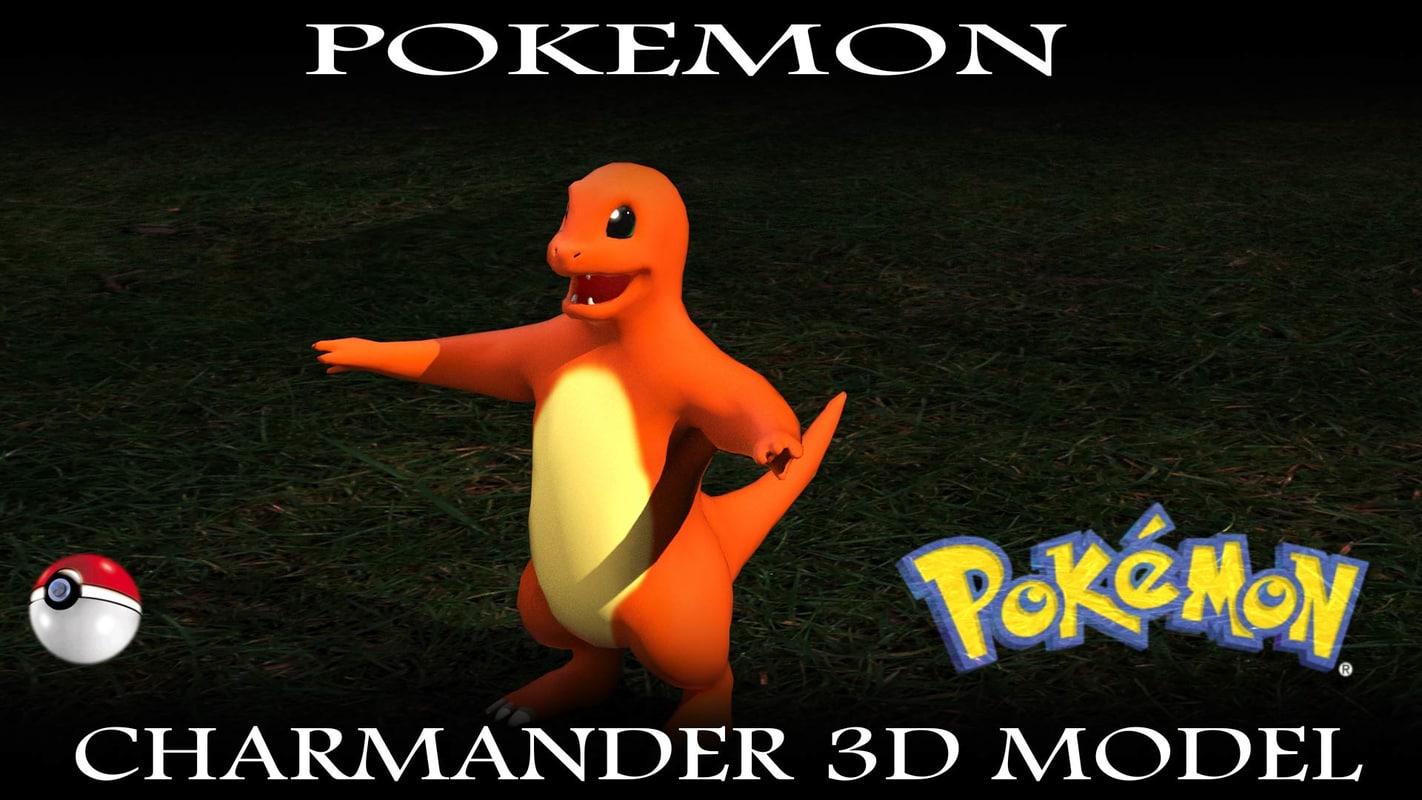 free max mode charmander pokemon