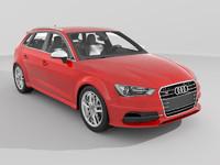 Audi S3 Sportback (2014)