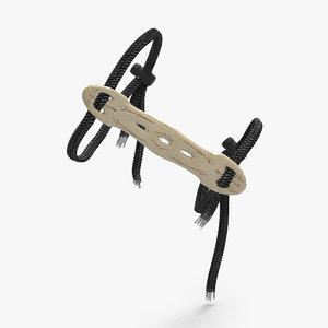 3d archery arm protector