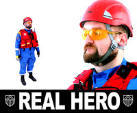 Rescuer medical (Real hero)