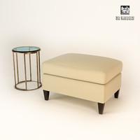 baker table 3d model