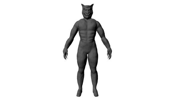 obj werewolf
