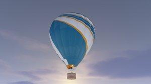 air balloon 3d 3ds