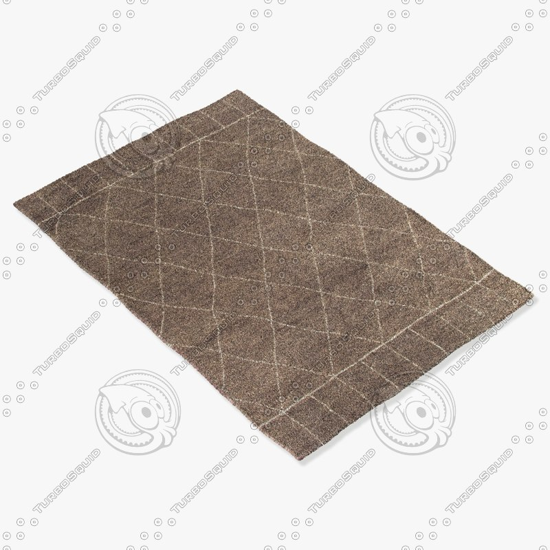 3d 3ds jaipur rugs ns05