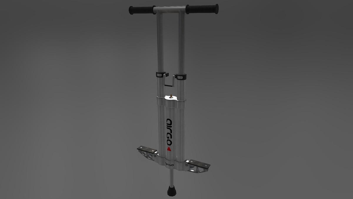Razor Airgo Pogo Stick 3d Model