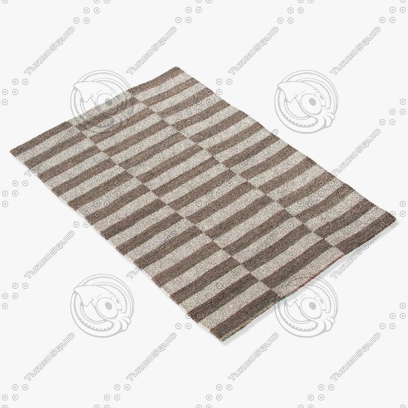 3d model jaipur rugs scn02