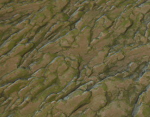 Rock Wall/Ground Texture 01