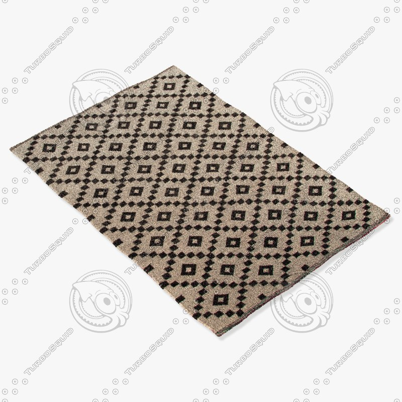 3d model jaipur rugs scn03