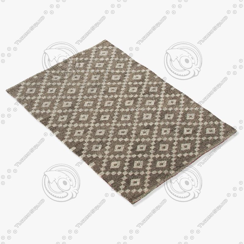 jaipur rugs scn04 3d model