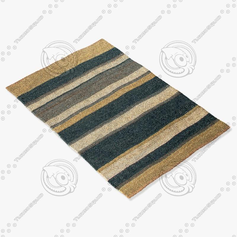 3d jaipur rugs shs02 model