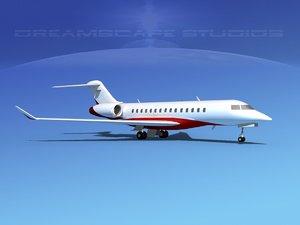 3d global express 5000