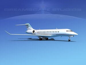 global express 5000 3d 3ds