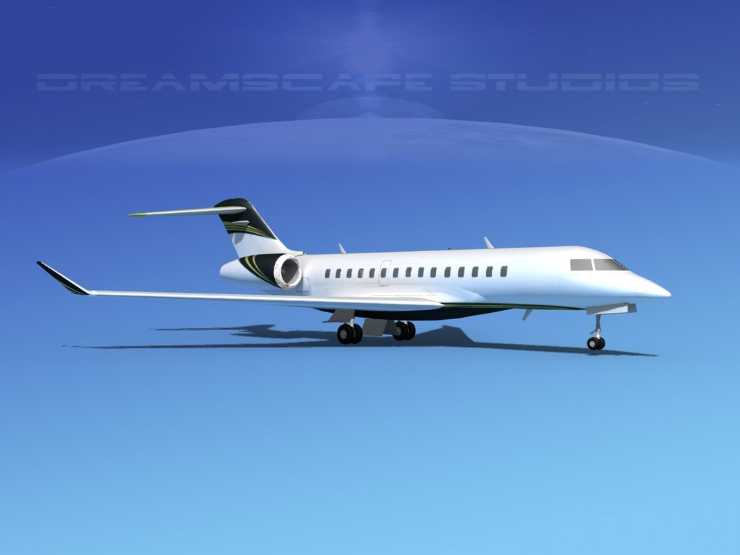 3d global express 5000 model