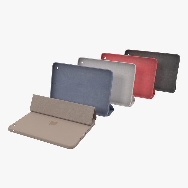 3d model of apple ipad mini smart