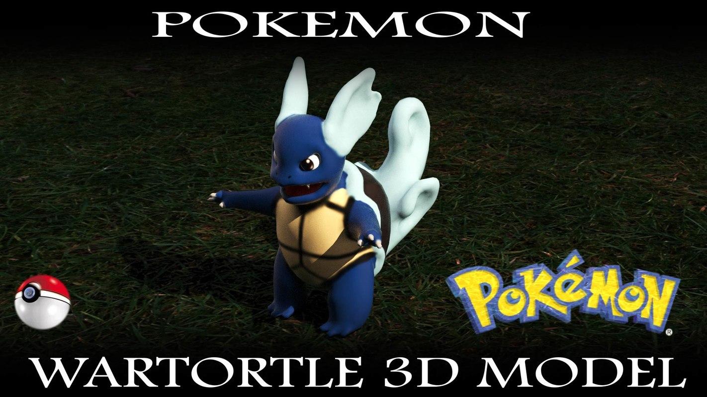 free x mode wartortle pokemon