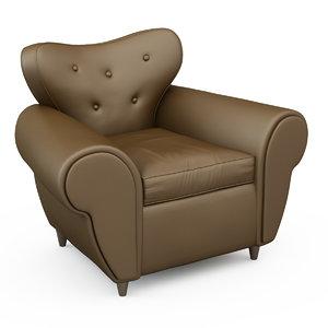 free max mode armchair chair
