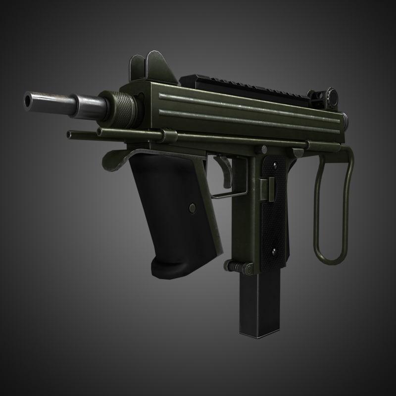 saab bofors cbj-ms cbj 3d model