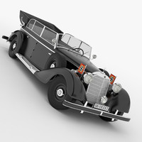 Mercedes 770K W150 1938