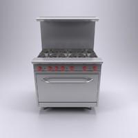 Hobart Standard Oven