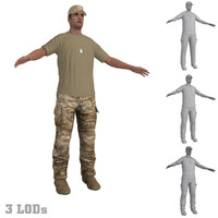 3d soldier 2