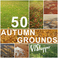 50 VIShopper Autumn Grounds