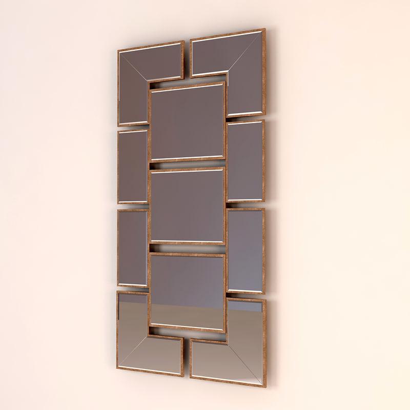 christopher guy jensen mirror 3d max