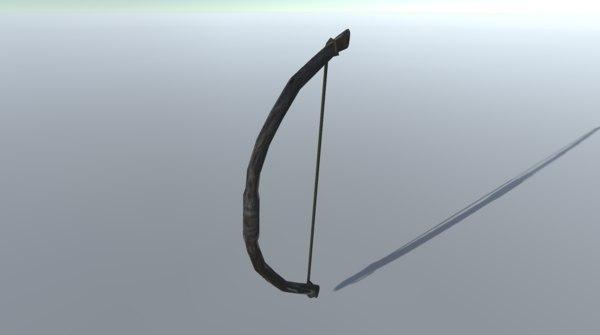 bow 3d model