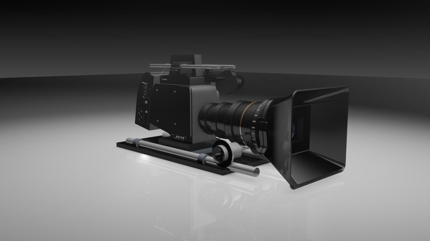 c4d f65 sony camera