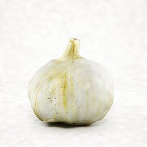 3d garlic