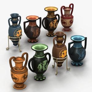 max ancient greek amphora