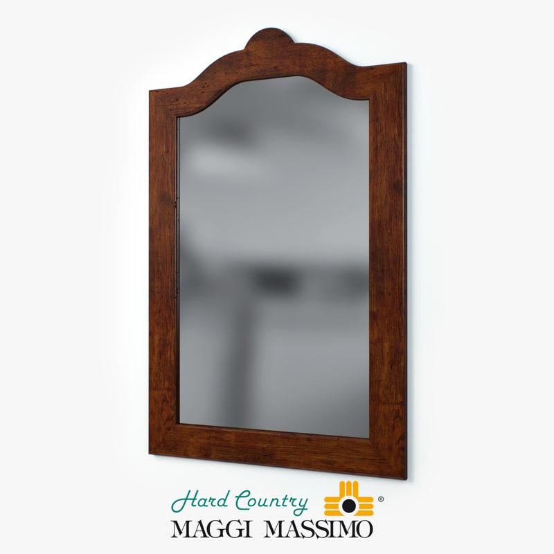 mirror maggi massimo - 3d max