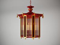 vaughan designs Sezincote Lantern CL0174.GI