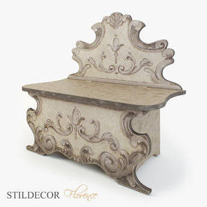 3d bench - stildecor florence