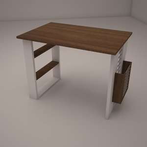 worktable table 3d max